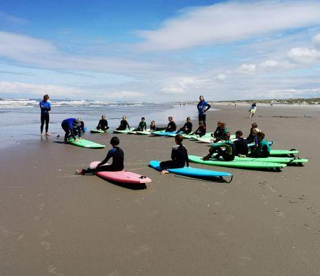Ameland Adventure en Outdoor Ameland organiseren leuke activiteiten voor kids in Coronatijd.